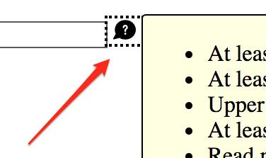 Tooltip widgets (or: screen tip, balloon)