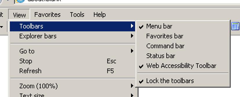 Internet Explorer 11 installation and configuration