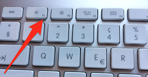 mac fn key on windows keyboard